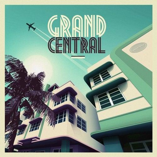 VA - GRAND CENTRAL [LP] 2014