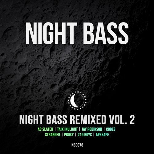 VA - NIGHT BASS REMIXED VOL. 2 (EP) 2019