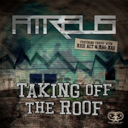 Atreus — Taking Off The Roof [EP] 2018
