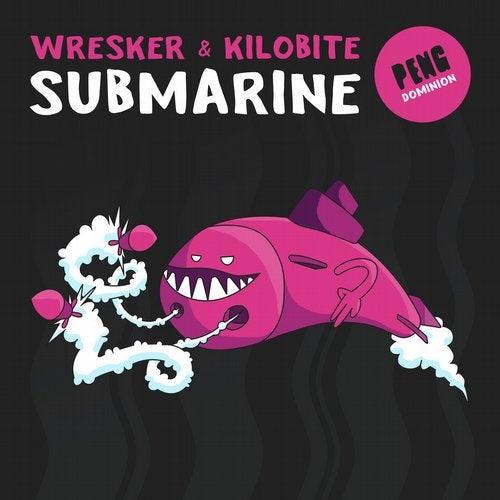 Wresker, Kilobite - Submarine 2018 (EP)