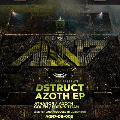 D-Struct - Azoth (EP) 2018