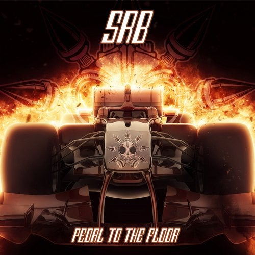 SRB - Pedal to the floor (LP) 2019