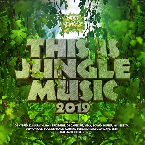 VA - THIS IS JUNGLE MUSIC 2019 [LP]