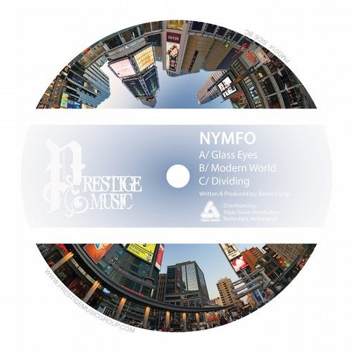 Nymfo - Glass Eyes / Modern World / Dividing (EP) 2017