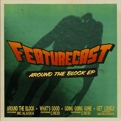 Featurecast - Around The Block (EP) 2012