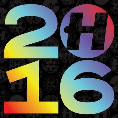 VA - HOSPITALITY 2016 DRUM & BASS 2016 [LP]
