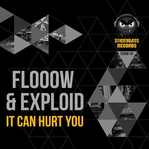 Flooow, Exploid - It Can Hurt You (LP) 2018