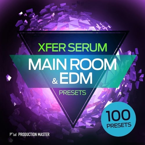 Production Master Presents - Xfer Serum - Main Room & EDM Presets  [Philosophy]