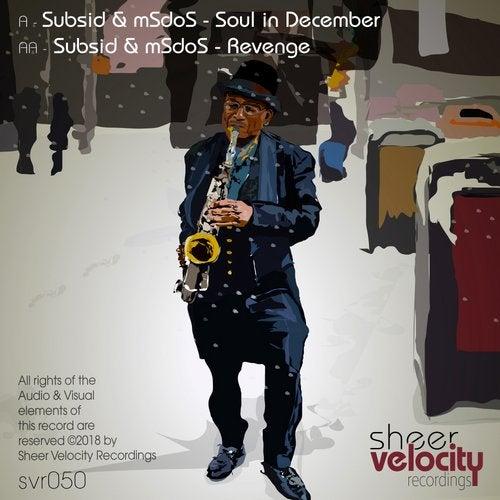 SubSid & mSdoS — Soul In December / Revenge (EP) 2018