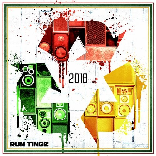 VA - RUN TINGZ BEST OF 2018 (LP) 2018