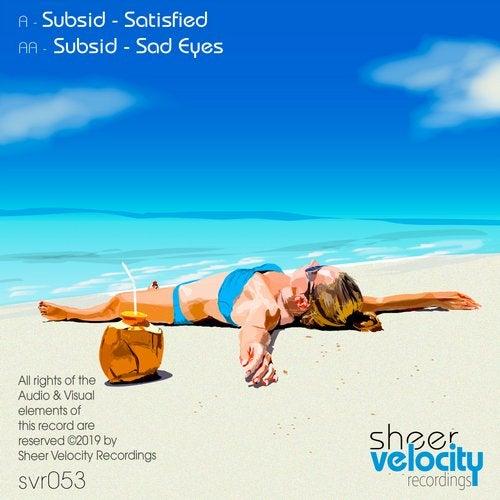 Subsid - Satisfied / Sad Eyes 2019 (EP)