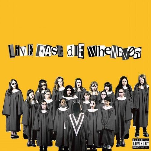 $uicideboy$ & Travis Barker - LIVE FAST DIE WHENEVER 2019 [EP]
