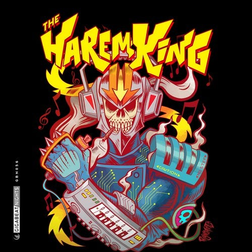 The Harem King - The Harem King [EP] 2019