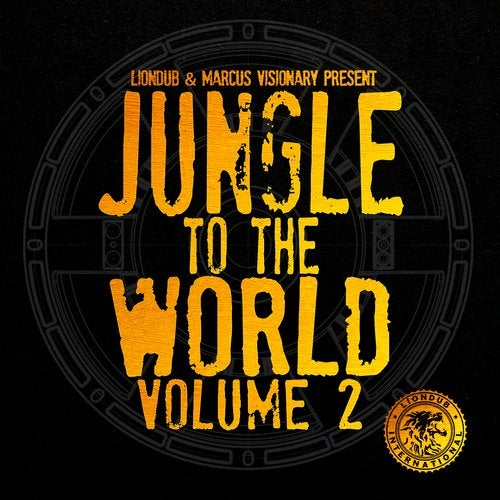 Liondub, Marcus Visionary Present Jungle to the World, Vol. 2 2016 [LP]