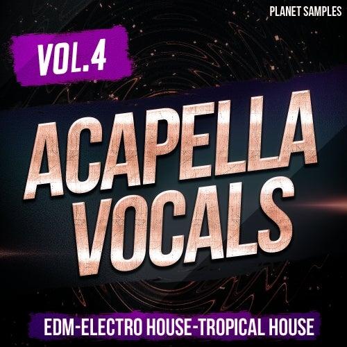 Acapella Vocals Vol 4 [Planet Samples]