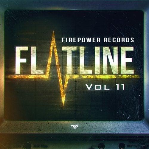 VA - FLATLINE VOL 11 (EP) 2018