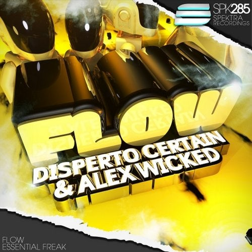 Download Disperto Certain, Alex Wicked - Flow EP mp3