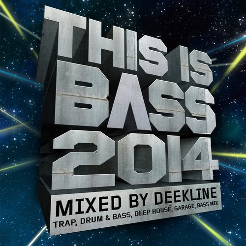 THIS IS BASS 2014 - MIXED BY DEEKLINE 2014 [LP]