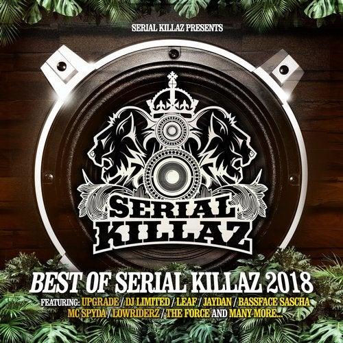 VA - BEST OF SERIAL KILLAZ 2018 (LP) 2019