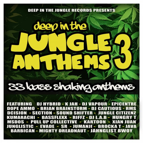 VA - Deep In The Jungle Anthems 3 (DEEPIN032)