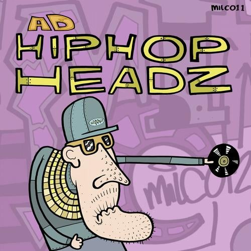 AD - Hip Hop Headz 2013 [LP]
