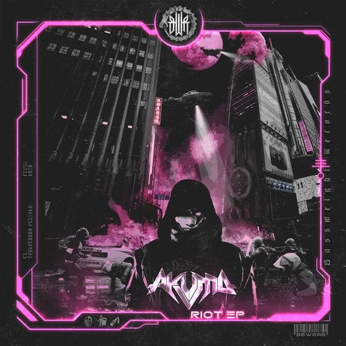 Akumo - Riot EP [CAT393335]