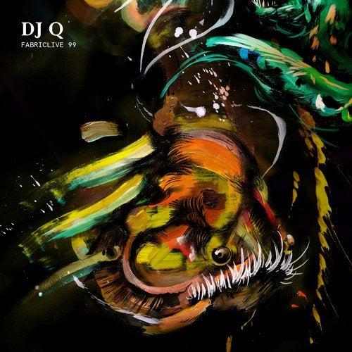 DJ Q - FABRICLIVE 99 (LP) 2018