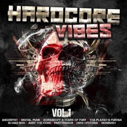 VA - HARDCORE VIBES VOL 1 2019 [LP]