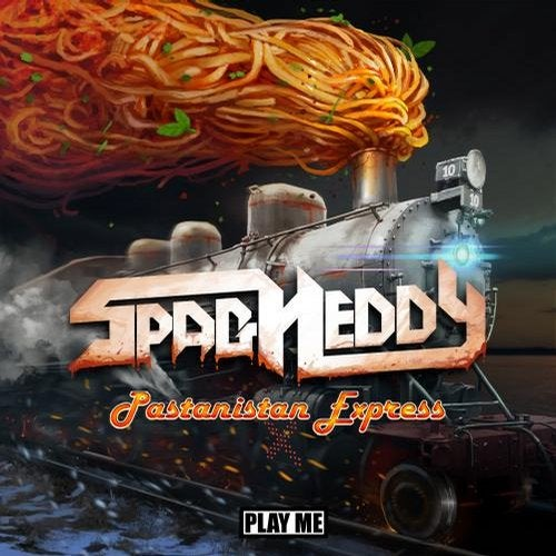 Spag Heddy - Pastanistan Express (EP) 2014