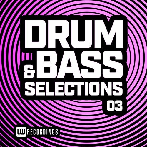 VA - DRUM & BASS SELECTIONS, VOL. 03 2019 (LP)