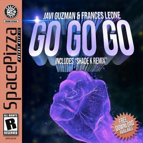 Javi Guzman - Go Go Go (EP) 2019