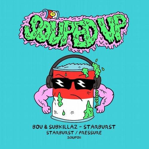 Bou — Starburst (EP) 2018