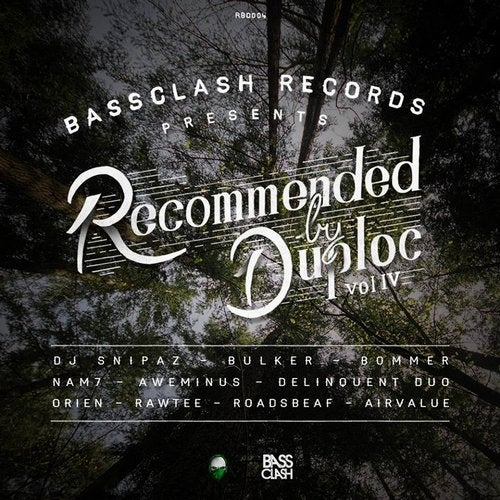 RECOMMENDED BY DUPLOC VOL. 4 (LP) 2014