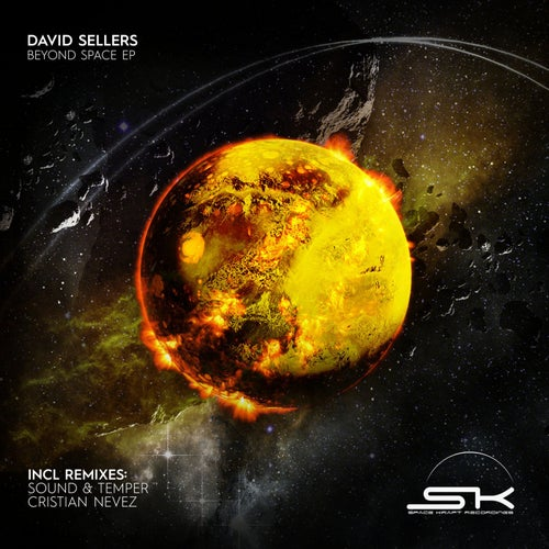 Beyond Space (Original Mix) by David Sellers on Beatport