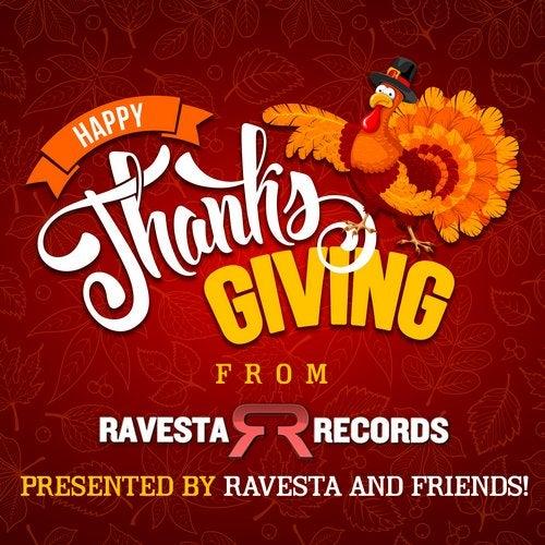 VA - HAPPY THANKSGIVING! [LP] 2018