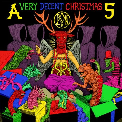 VA - A Very Decent Christmas 5 Compilation 2017 [LP]