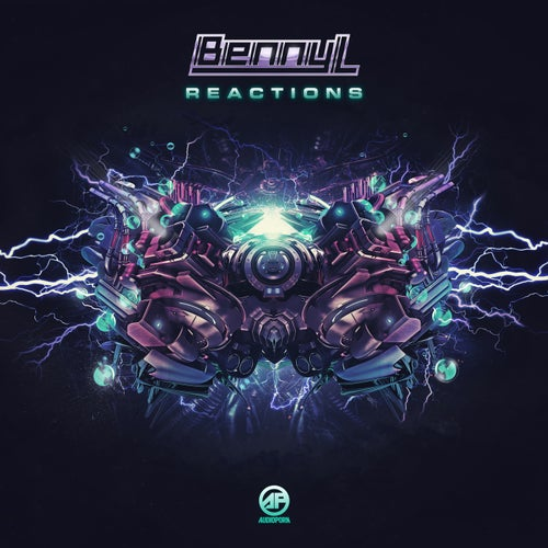 Download Benny L - Reactions [APORN0LP007] mp3
