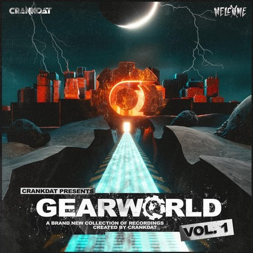 Crankdat - GEARWORLD VOL. 1 2019 (EP)