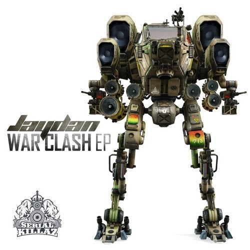 Jaydan — War Clash [EP] 2018