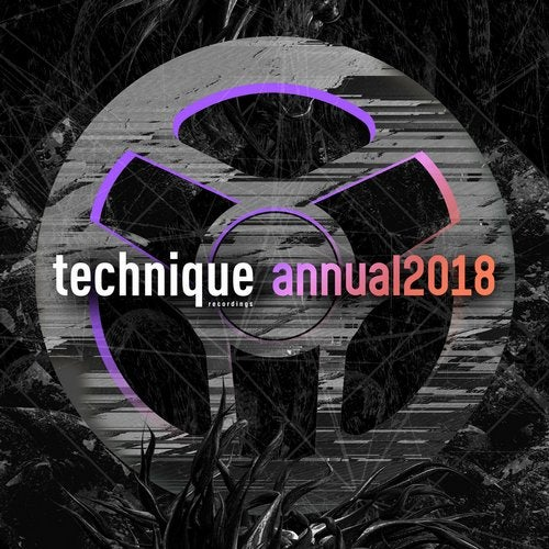 VA - TECHNIQUE ANNUAL (LP) 2018