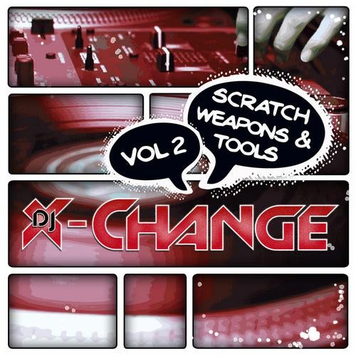 Scratch Weapons & Tools Vol 2 (Scratch Sentence)