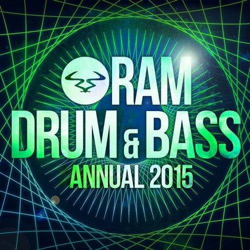 VA - RAM Drum & Bass Annual 2015 [LP]