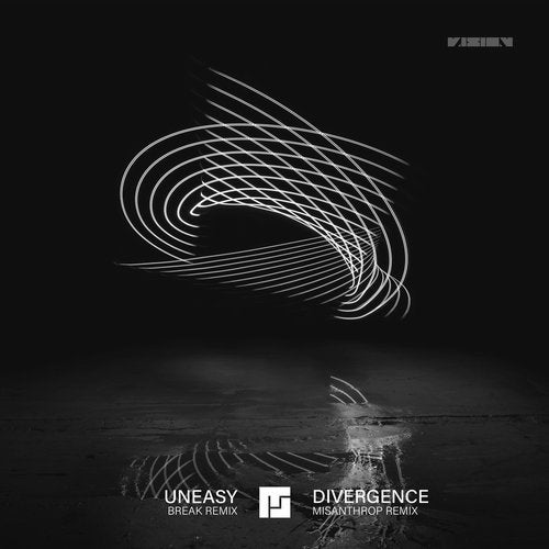 Mefjus - Uneasy (Break Remix) / Divergence (Misanthrop Remix) (EP) 2019