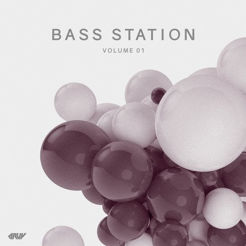 VA - BASS STATION, VOL.01 (LP) 2019