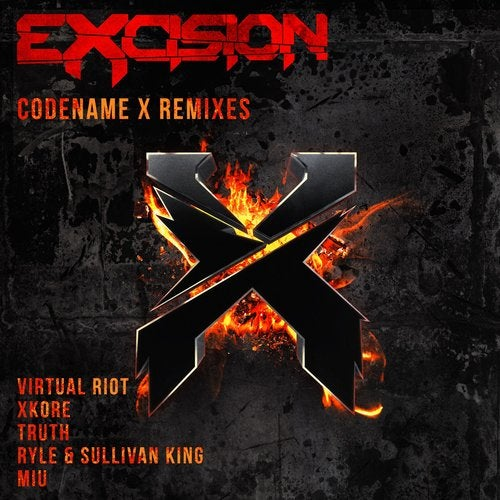 Codename X (Virtual Riot Remix) by Excision on Beatport