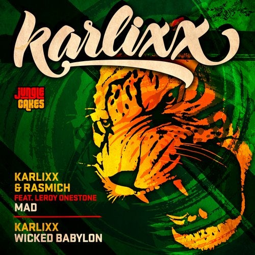 Karlixx - Mad / Wicked Babylon (EP) 2019