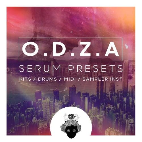 O D Z A - Serum Presets [GHST PRJKT]