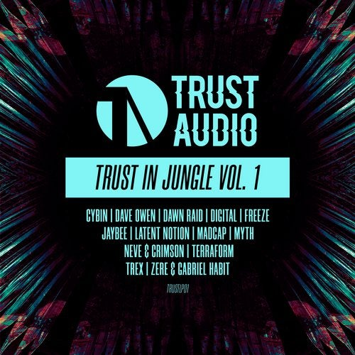 VA - TRUST IN JUNGLE VOL 1 2019 [LP]