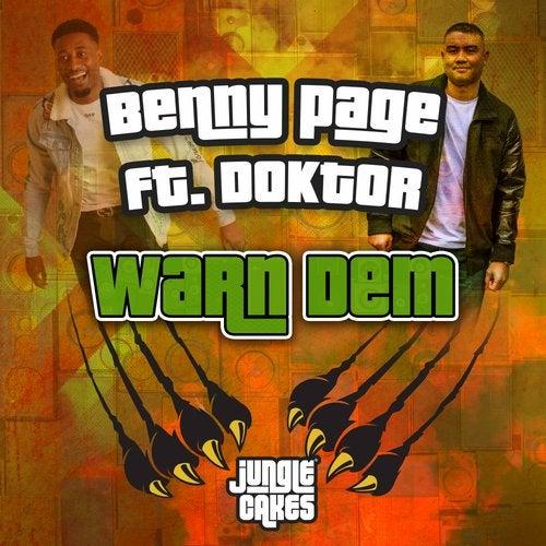 Benny Page feat. Doktor - Warn Dem 2019 (Single)