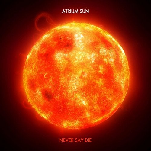 Atrium Sun - Never Say Die (LP) 2018